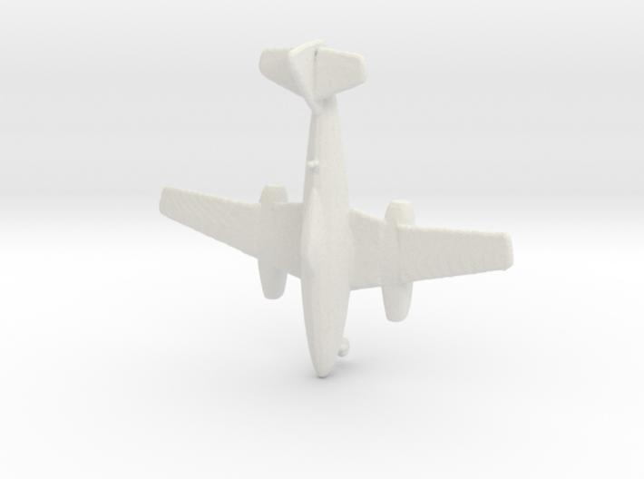 1:285 Messerschmitt Me-262 A-1a (Gear Down) 3d printed