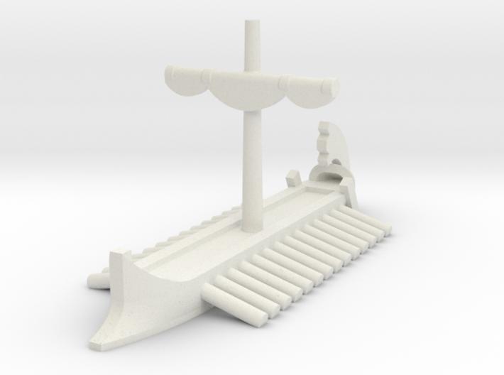 1/1200 Greek Hemiolia Game Pieces 3d printed