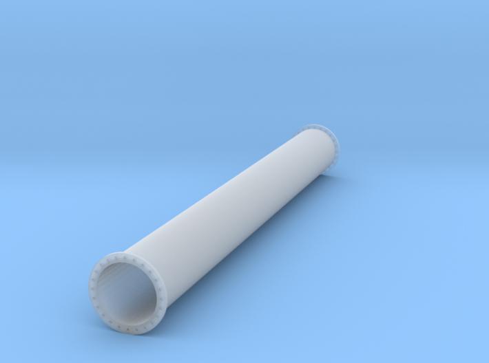Rohrleitung 1000mm x 10000mm - TT 1:120 3d printed
