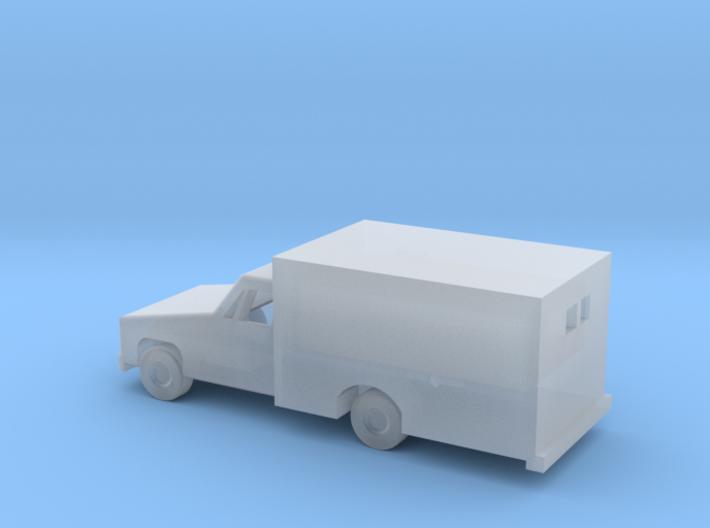 1/160 ScaleAmbulance 3d printed