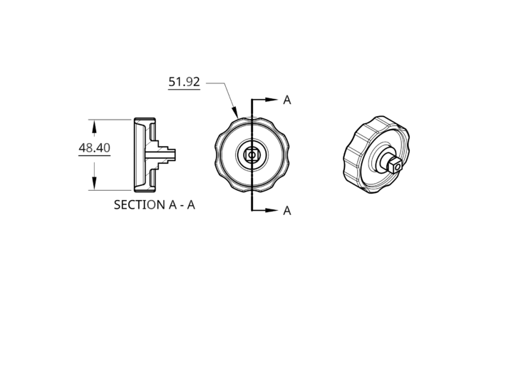 Rondinax 35U winder interface 3d printed My 35U winder measurements