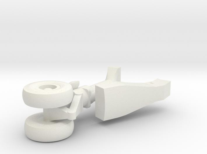 13-GIVSP-144scale-FwdLandingGear-Compressed 3d printed