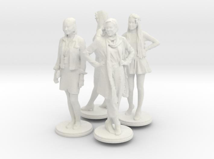 Printle C Tween 050 - 1/32 3d printed