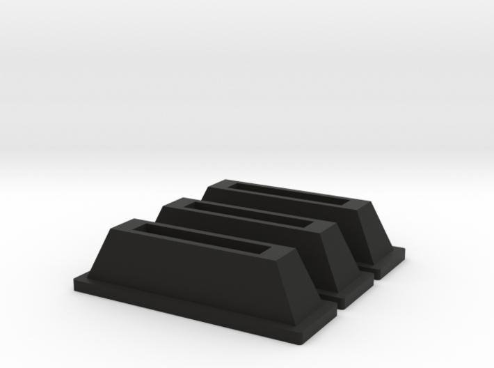 ESB Darth Vader Chest Box Coin slots 3d printed