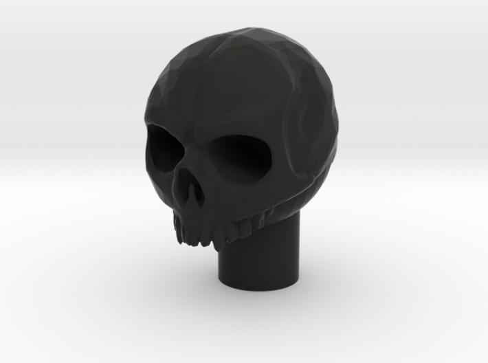 skull gear shifter 3d printed