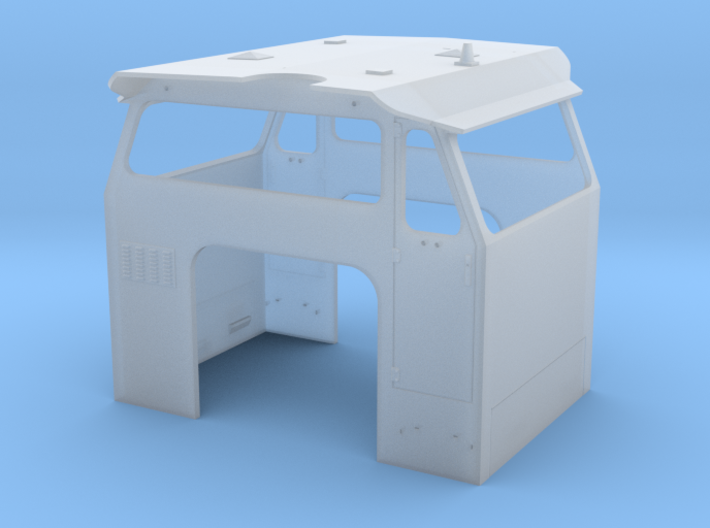 NS 6400 cabine. Scale 1 (1:32) 3d printed
