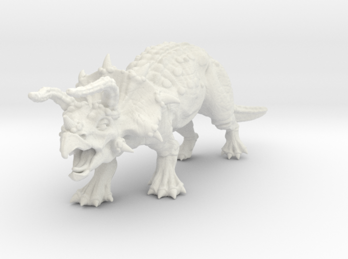 Ceratops 3d printed