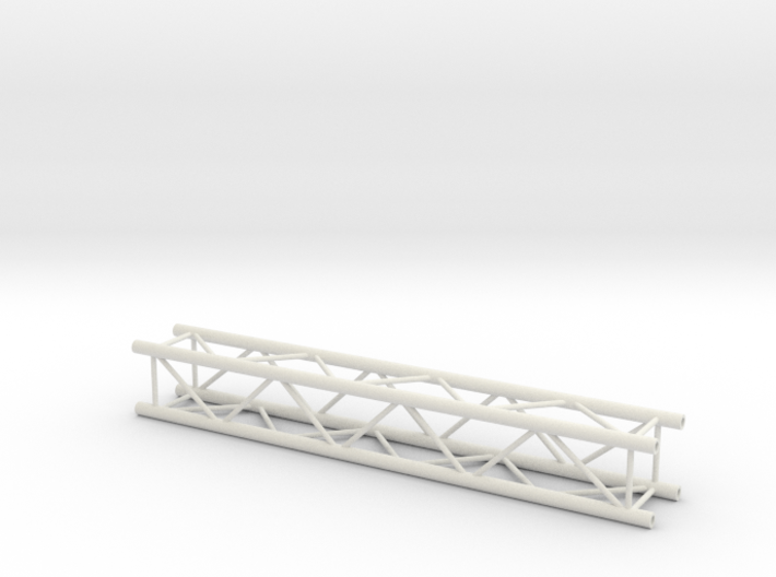 Square truss 2 meter 1:10 3d printed