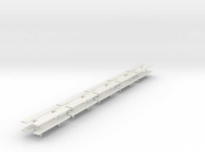 steps for wagons 3d printed