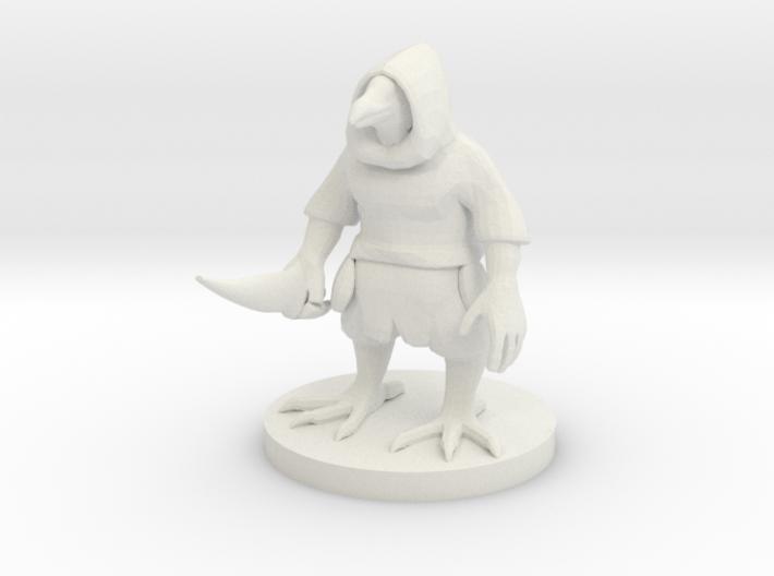Ravenfolk 3d printed