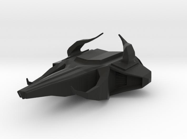 Bull Breaker - SpaceShip from Hell 3d printed
