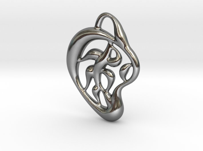 Pattern of nature 3d printed