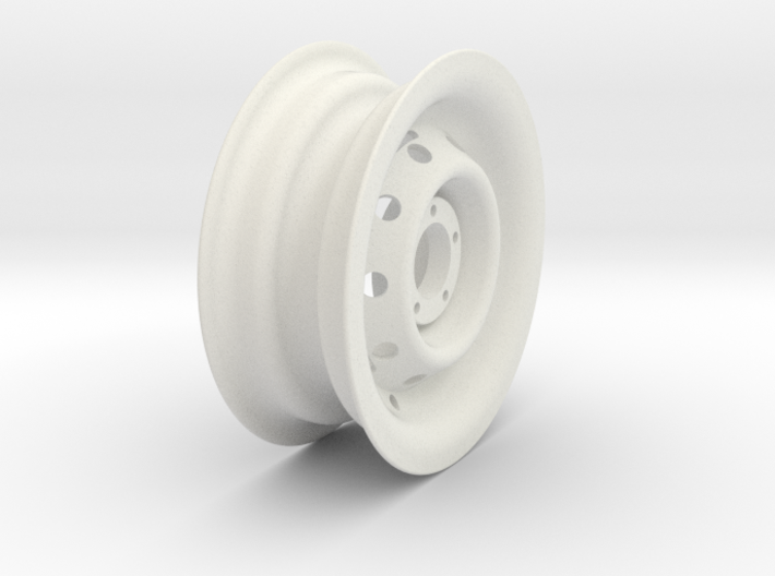 Generic 1/6th scale Jeep / Off Road 4X4 spare tire 3d printed
