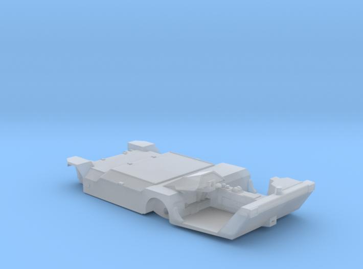 LEKTRO-144Scale-1-Body 3d printed