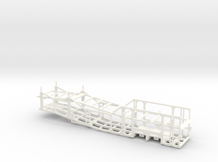 Indonesian Car Carrier 3d printed