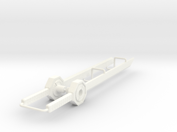 TR: Hexablade for TR/LG Sixshot 3d printed
