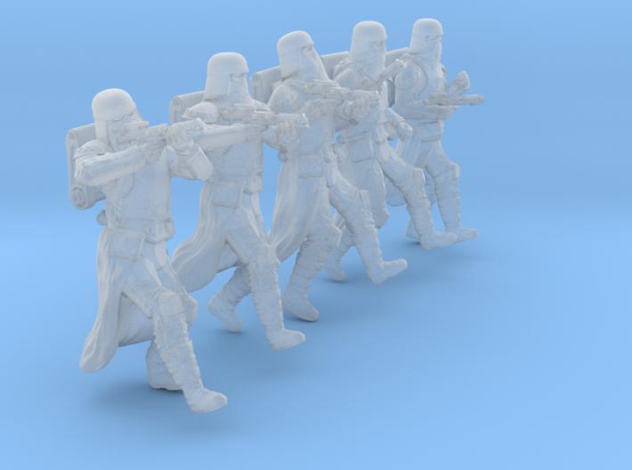 1/35 Sci-Fi Sardaucar Platoon Set 101-03 3d printed