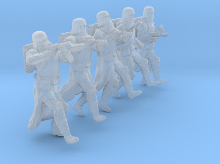 1/32 Sci-Fi Sardaucar Platoon Set 101-03 3d printed