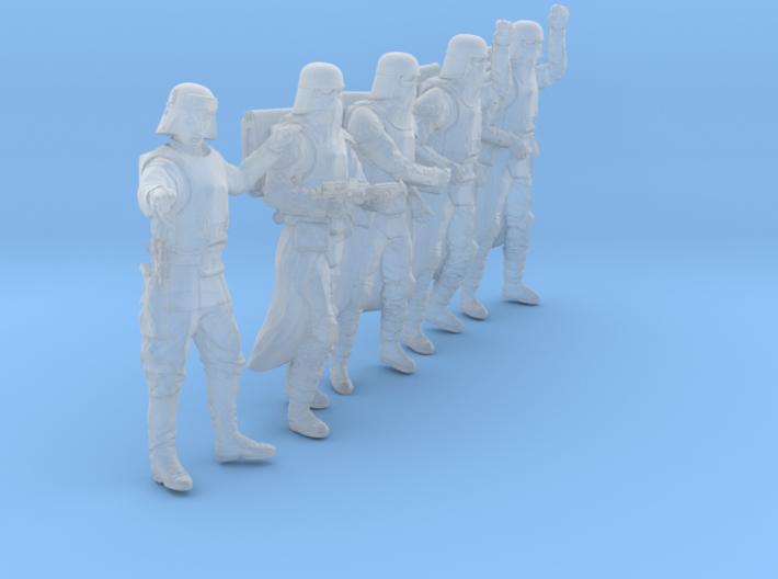 1/32 Sci-Fi Sardaucar Platoon Set 102-05 3d printed
