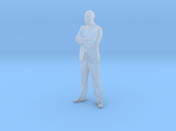 Printle F Valery Giscard d'Estaing - 1/30 - wob 3d printed