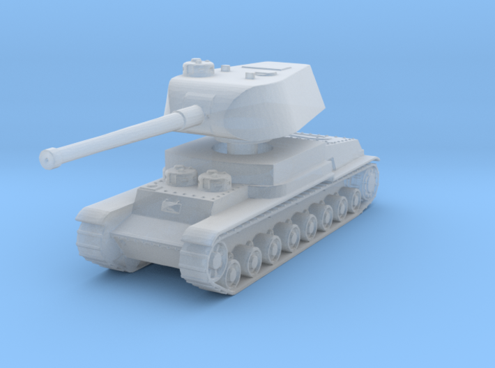 T-100 Object 103 1:285 3d printed