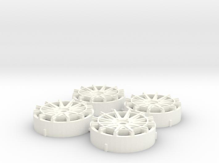 MST / K3 Projekt IND-R11 Insert (x4) 3d printed