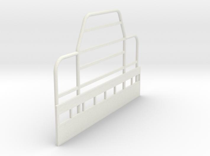 Bull-bar-RD-1to25 3d printed