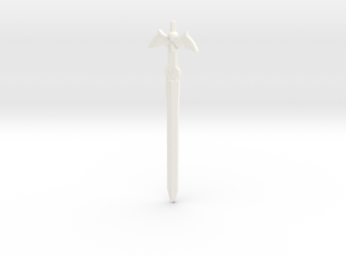 The Master Sword 3d printed