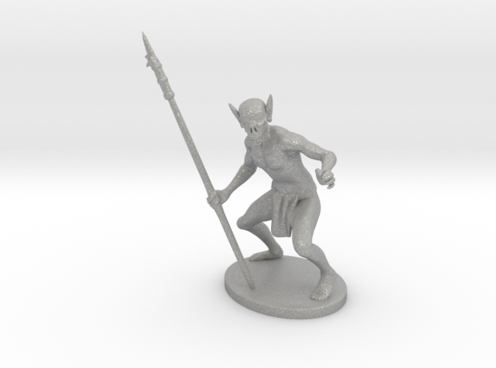 Ur-Vile Miniature 3d printed
