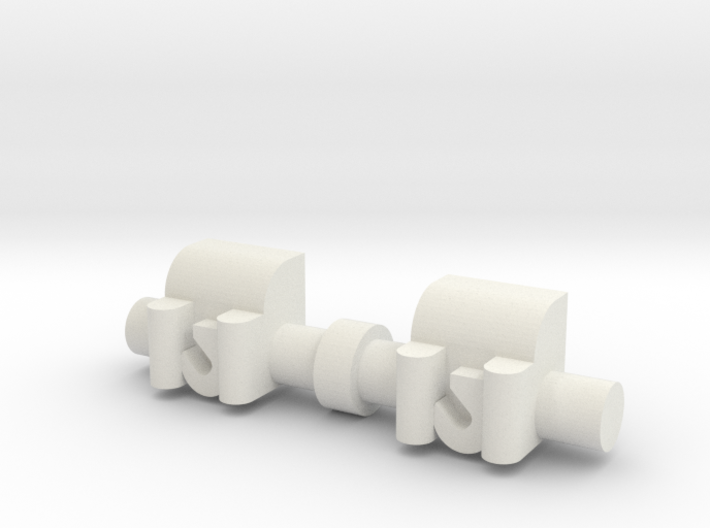 Winch 2 Pack 1-50 Scale 3d printed