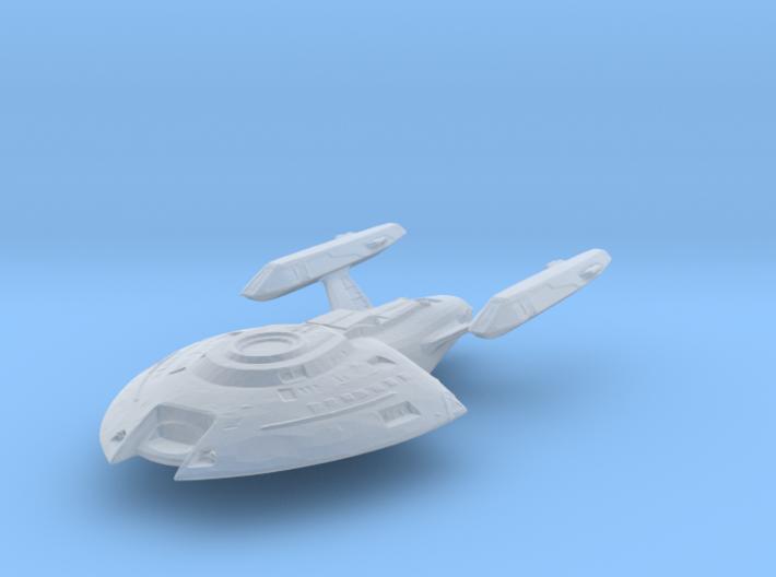 Federation Nova Class Science ship 1:7000 3d printed