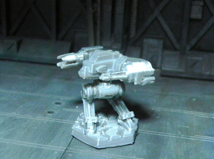 Light Mech type1+Weaponset 3d printed