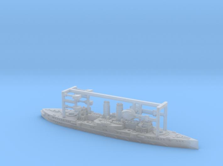 IJN Battleship Katori 1905 1/2400  3d printed