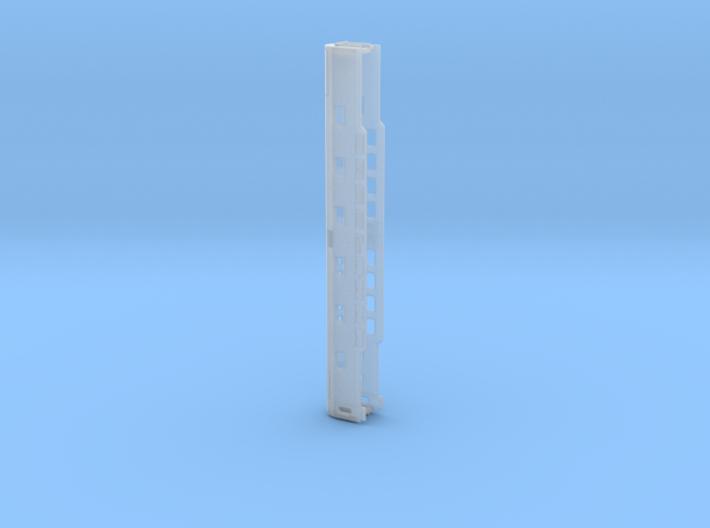 CNL Scale TT SBB,DB,ÖBB ohne Lüftergitter 3d printed