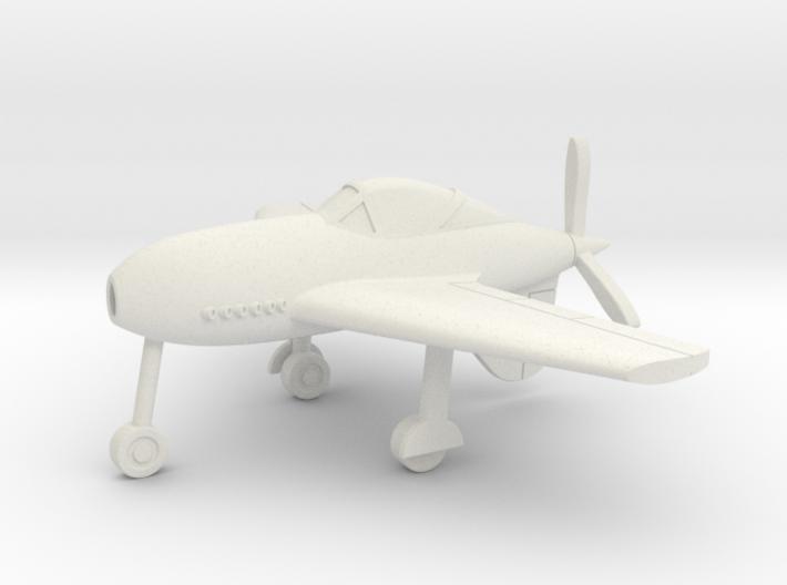 (1:144) Messerschmitt Me 334 3d printed