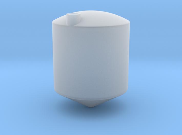 1/64 10000 Gal Cone bottom tank 3d printed