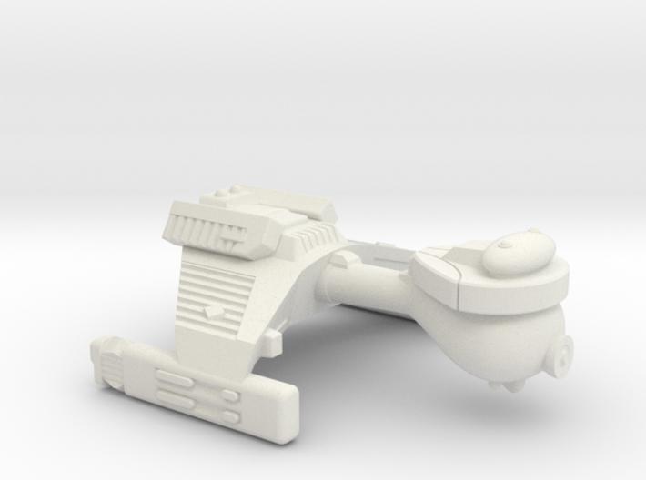 3788 Scale Klingon E4 Escort WEM 3d printed