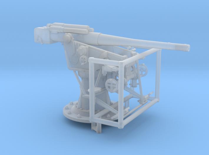 1/72 8.8cm SK C/30 Naval Gun in MPL C/30 mount 3d printed