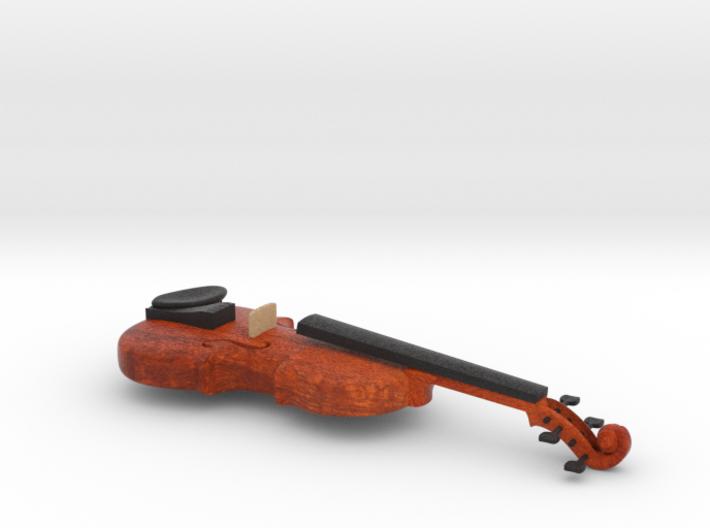 Violin 3d printed