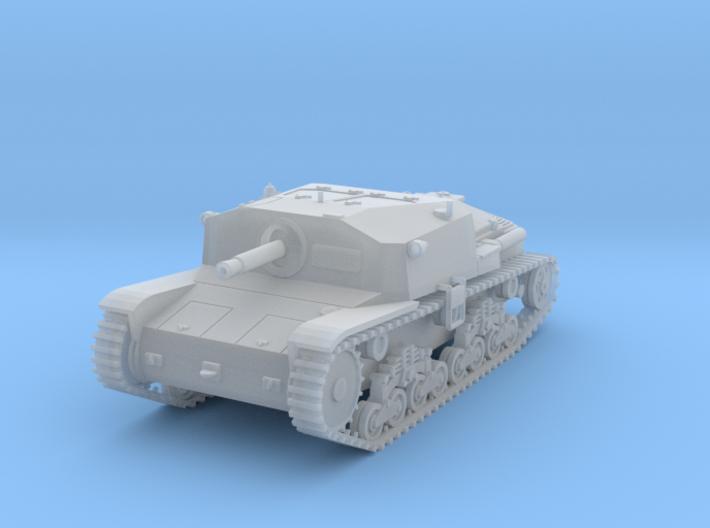 PV40C M40 Semovente 75/18 (1/87) 3d printed