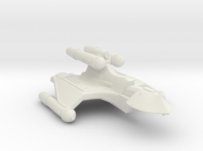 3125 Scale Romulan RoyalHawk-K+ Command Cruiser MG 3d printed