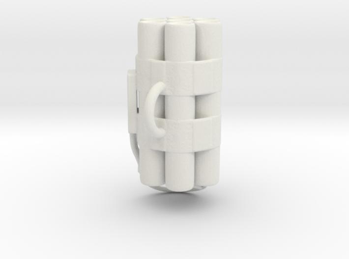 Dynamite 3d printed