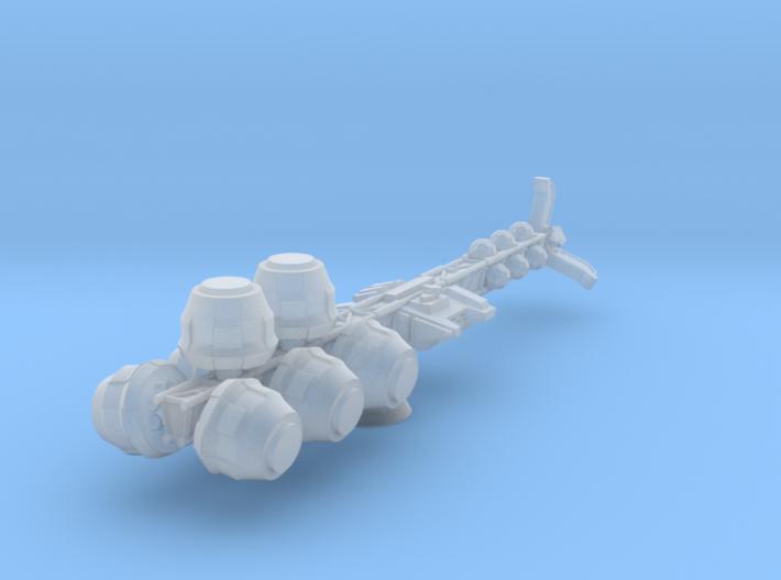 Rift Mk.2 Bulk Transport - 1:20000 3d printed