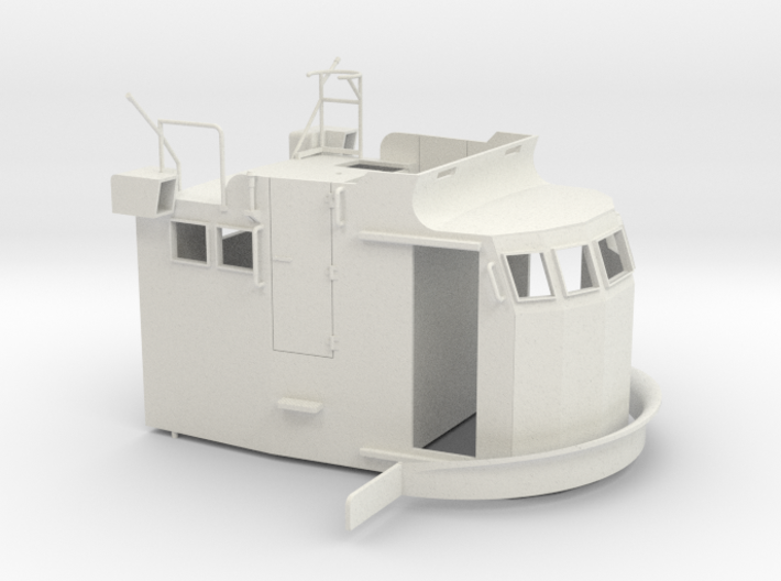 S38 Wheelhouse 1 to 24 3d printed