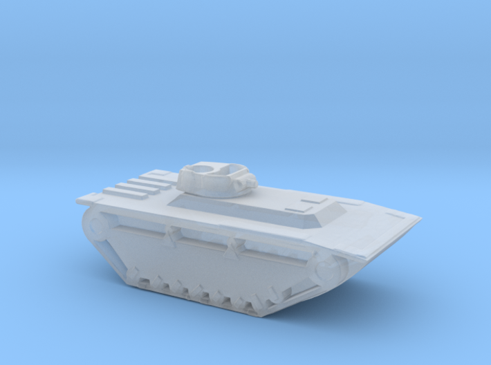 1/200 Scale LVT-4AT 3d printed