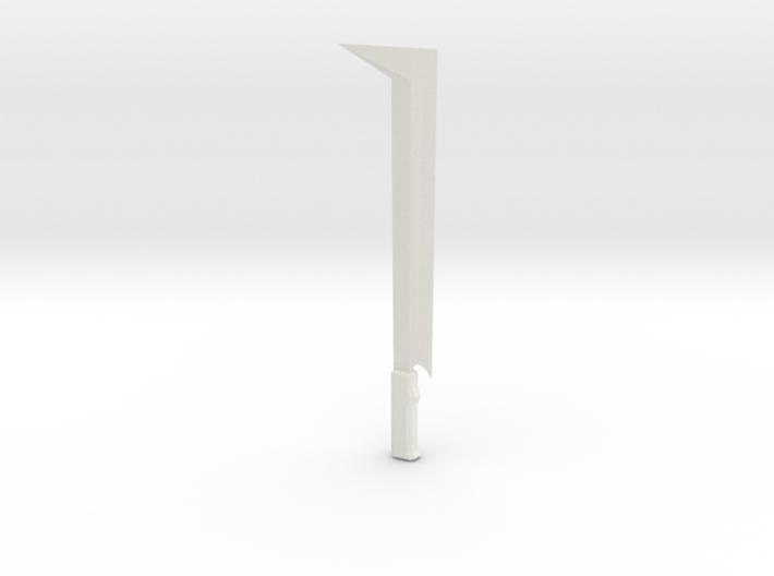 orc sword 3d printed