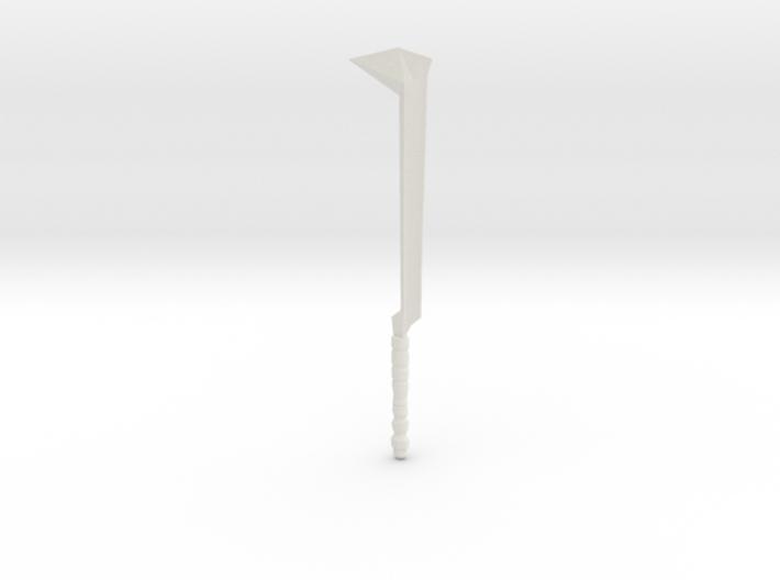 orc sword 3 3d printed