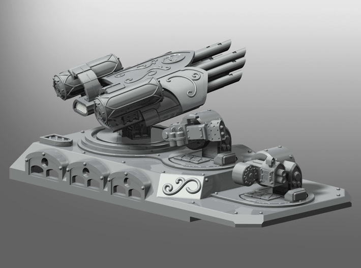 Rhinoceros Grand Transport Top 3d printed Weapons not included