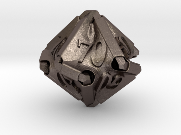 Stretcher Decader Die10 3d printed