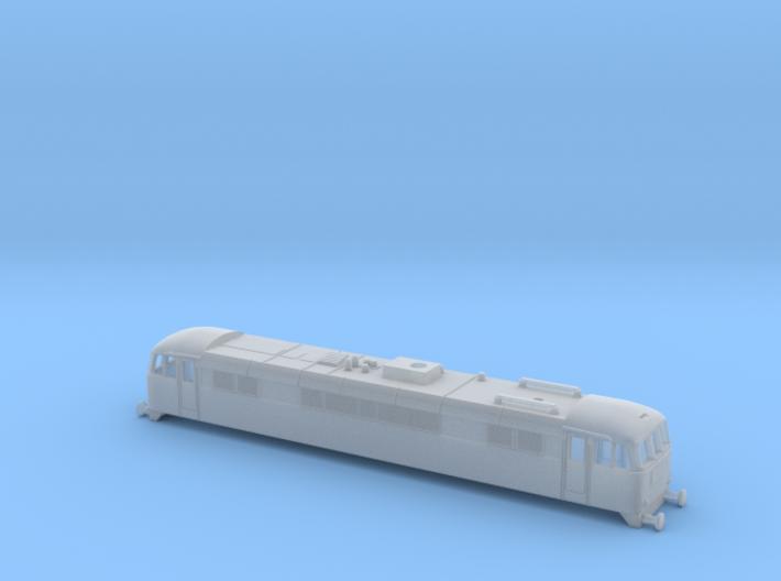 Class 86 - Z - 1:220 3d printed